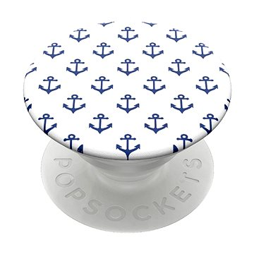 PopSockets PopGrip Gen.2 Anchors Away White (800970)