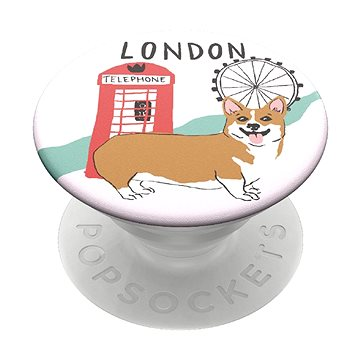 PopSockets PopGrip Gen.2 London (801018)