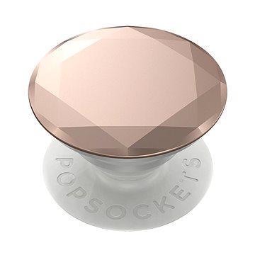 PopSockets PopGrip Gen.2 Metalic Diamond Rose Gold (800491)
