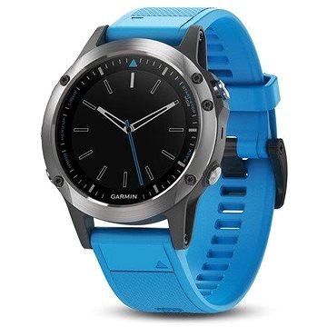 Chytré hodinky Garmin Quatix5 Optic (010-01688-40) + ZDARMA Proteinová tyčinka MAXSPORT Protein vanilka 60g