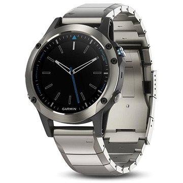 Chytré hodinky Garmin Quatix5 Sapphire Optic (010-01688-42)