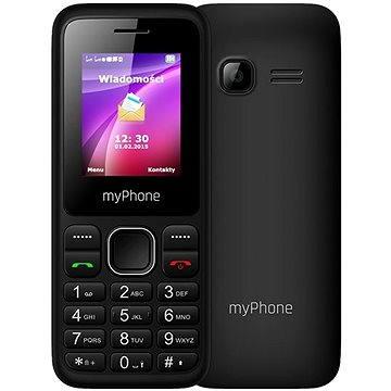 MyPhone 3300 černý (TELMY3300BK)
