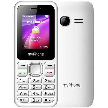 MyPhone 3300 bílý (TELMY3300WH)
