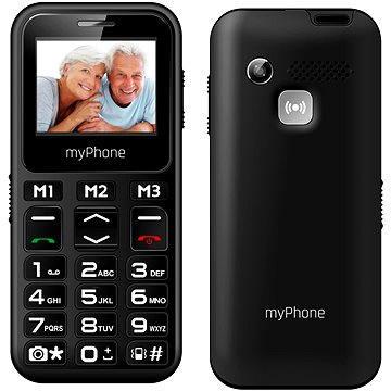 MyPhone Halo Mini černý (x1)