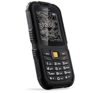 MyPhone Hammer 2 černý Dual SIM (TELMYHHA2BK)
