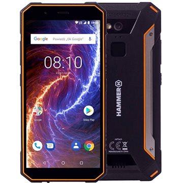MyPhone Hammer Energy LTE 18x9 oranžová (TELMYAHENER189LOR)