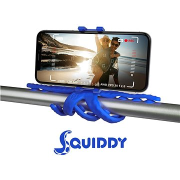 "CELLY Squiddy pro telefony do 6.2"" modrý (SQUIDDYBL)"
