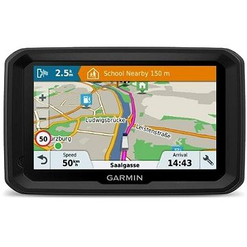 Garmin dezl 580T-D Lifetime Europe45 (010-01858-13)