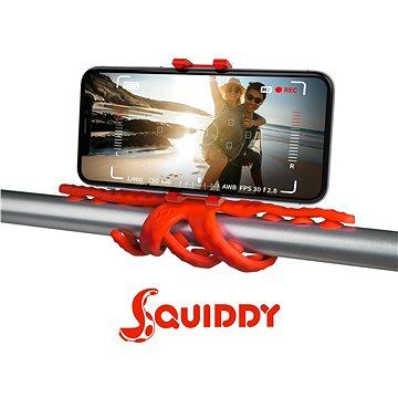 """CELLY Squiddy pro telefony do 6.2"""" červený (SQUIDDYRD)"""