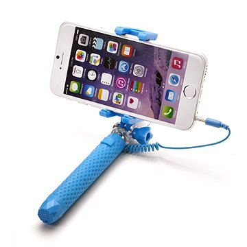 CELLY Mini selfie light blue (MINISELFIELB)