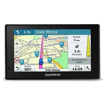 Garmin DriveSmart 60T Lifetime Europe 45 (010-01540-11)