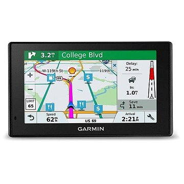 Garmin DriveSmart 51T-D Lifetime Europe 20 (010-01680-23)