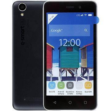 MyPhone CUBE LTE černý (TELMYACUBELTEBK)