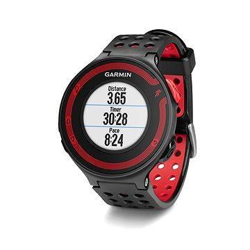 Sporttester Garmin Forerunner 220 HR Premium Black (010-01147-40)