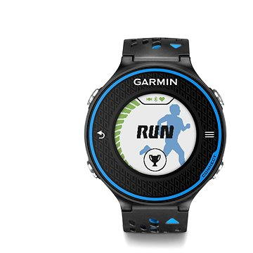 Sporttester Garmin Forerunner 620 HR Run Black (010-01128-40)