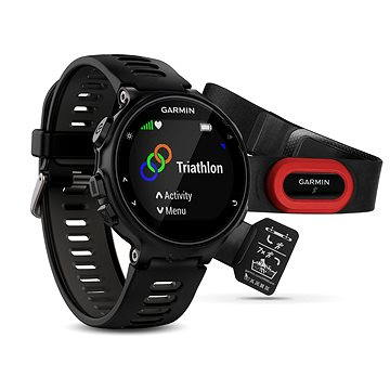 Sporttester Garmin Forerunner 735XT Run Bundle Black (010-01614-15)