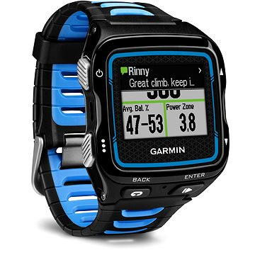 Sporttester Garmin Forerunner 920 XT Black/Blue (010-01174-10)