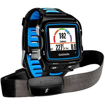 Sporttester Garmin Forerunner 920XT HR RUN, Black/Blue (010-01174-30)