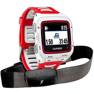 Sporttester Garmin Forerunner 920XT HR RUN, White/Red (010-01174-31)