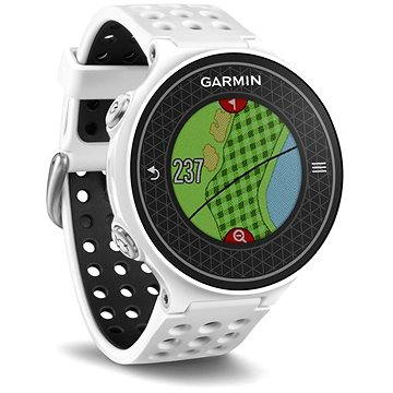 Sporttester Garmin Approach S6 White Lifetime (010-01195-00)