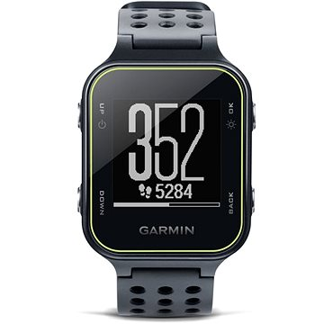 Garmin Approach S20 Slate Lifetime (010-03723-02)