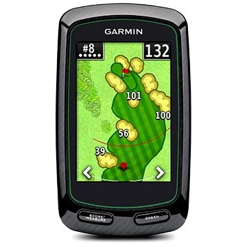Golfové GPS navigace Garmin Approach G6 Lifetime (010-01036-01)