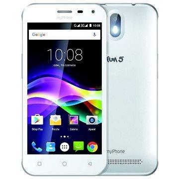 MyPhone Fun 5 bílý (TELMYAFUN5WH)