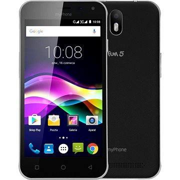 MyPhone Fun 5 černý (TELMYAFUN5BK)