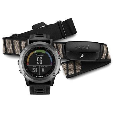 Sporttester Garmin Fenix 3 Gray Performer (010-01338-11)