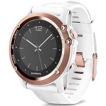 Chytré hodinky Garmin Fenix 3 Sapphire Rose Gold (010-01338-51)