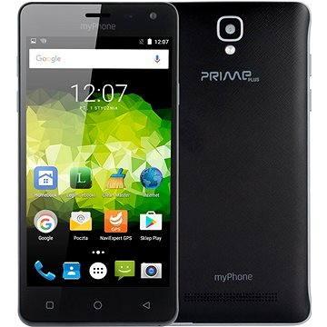 MyPhone Prime Plus černý (TELMYAPRIMEPBK) + ZDARMA Digitální předplatné Týden - roční