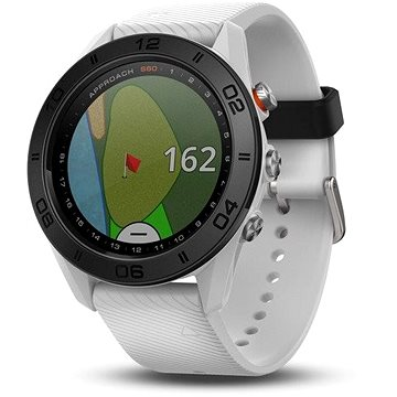 Garmin Approach S60 White lifetime (010-01702-01)