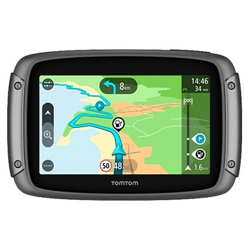 TomTom Rider 42 CE pro motocykly Lifetime (1GE0.029.20)
