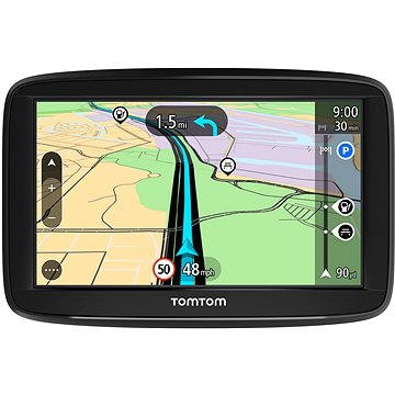 TomTom Start 52 Europe Lifetime mapy (1AA5.002.01) + ZDARMA Digitální předplatné Exkluziv - SK - PROMO roční předplatné