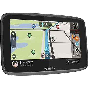 TomTom GO Camper World LIFETIME mapy (1PL6.002.20)