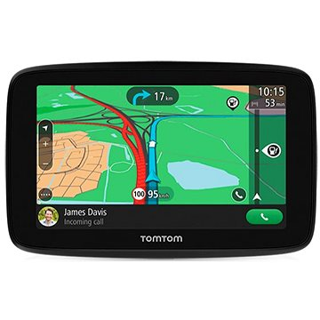 "TomTom GO Essential 6"" Europe LIFETIME mapy (1PN6.002.11)"
