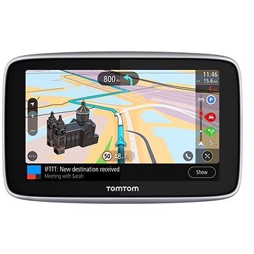 "TomTom GO Premium 5"" World LIFETIME mapy (1PL5.002.30)"