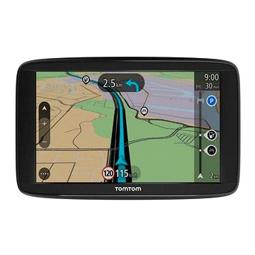 TomTom Start 62 Europe Lifetime mapy (1AA6.002.01)