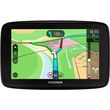 TomTom VIA 53 Europe Lifetime mapy (1AL5.002.00)