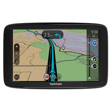 TomTom VIA 62 Europe Lifetime mapy (1AP6.002.00)