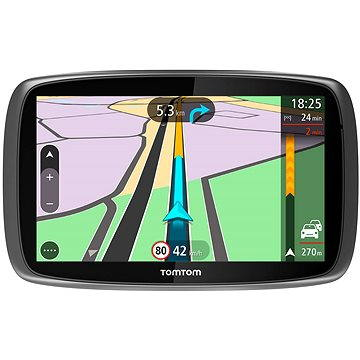 TomTom TRUCKER 6000 Lifetime mapy (1FL6.002.08)