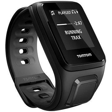 Sporttester TomTom GPS hodinky Runner 2 (S), černá/antracit (1RE0.001.05) + ZDARMA Digitální předplatné Exkluziv - SK - Roční předplatné
