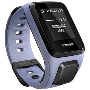 Sporttester TomTom GPS hodinky Spark Fitness (S), fialová (1RE0.002.05) + ZDARMA Digitální předplatné Exkluziv - SK - Roční předplatné