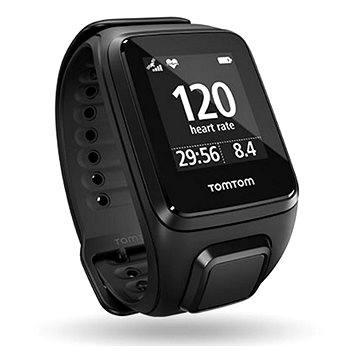 Sporttester TomTom GPS hodinky Spark Fitness Cardio (L), černá/antracit (1RF0.002.00) + ZDARMA Digitální předplatné Exkluziv - SK - Roční předplatné