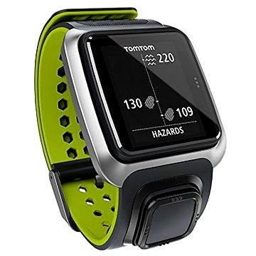 Sporttester TomTom GPS hodinky Golfer šedo-zelené (1RG0.001.00) + ZDARMA Digitální předplatné Exkluziv - SK - Roční předplatné