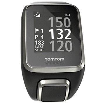 Sporttester TomTom GPS hodinky Golfer 2 (S) černé (1REG.001.01) + ZDARMA Digitální předplatné Exkluziv - SK - PROMO roční předplatné