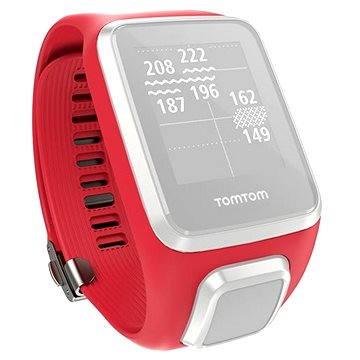 Řemínek TomTom k GPS hodinkám červený L (9REG.001.01)
