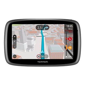 TomTom GO 510 World, LIFETIME mapy (1FA5.002.55) + ZDARMA Digitální předplatné Exkluziv - SK - Roční od ALZY