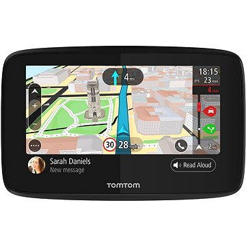 TomTom GO 520 World LIFETIME mapy (1PN5.002.01)