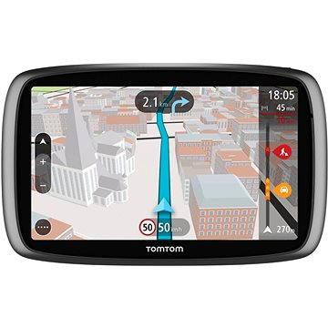 TomTom GO 610 World, LIFETIME mapy (1FA6.002.55) + ZDARMA Digitální předplatné Exkluziv - SK - Roční předplatné